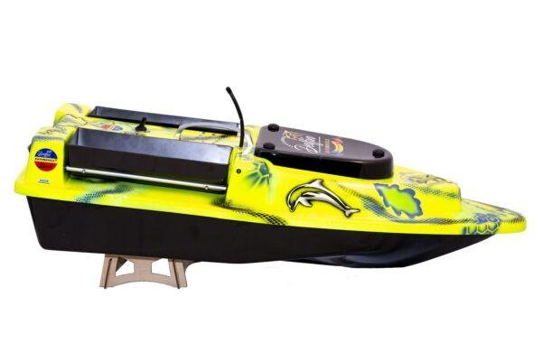 Navomodel Delfin XXL Speed Aerografiat Galben